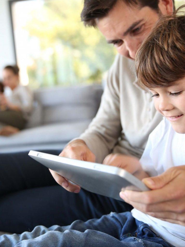 Цікаві інтернет-ресурси для батьків та їх дітей