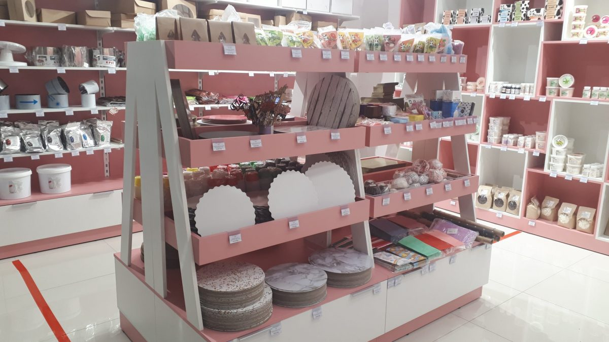 Особливість магазину для кондитерів (Дніпро)
